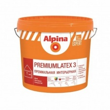 Краска ВД-АК Alpina EXPERT Premiumlatex 7 Atlantic AT4 (10л)